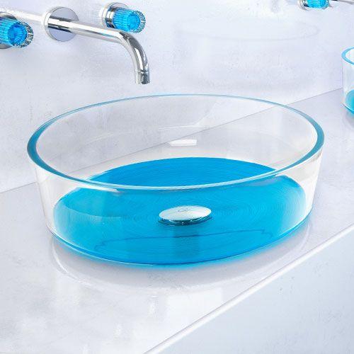 Glass Design Drop Dropk39t20 Countertop Basin Aqadecor