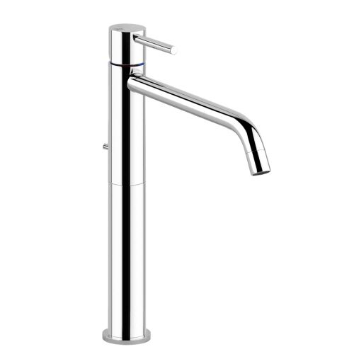 Gessi-Via-Tortona-18605-High-Level-Single-Lever-Basin-Faucet