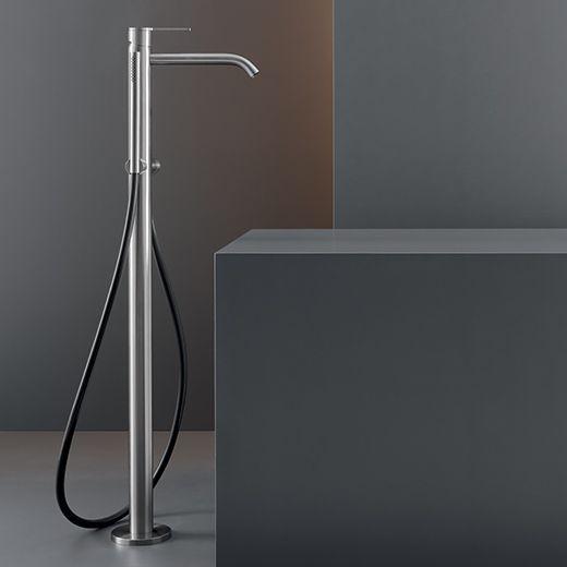 Cea-Design-Ziqq-ZIQ51S-INC01-Freestanding-hydroprogressive-tap-for-bathtub-with-hand-shower