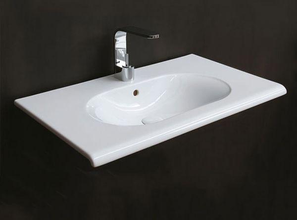 Cielo-Fluid-FLLS80-lavabo-sospeso