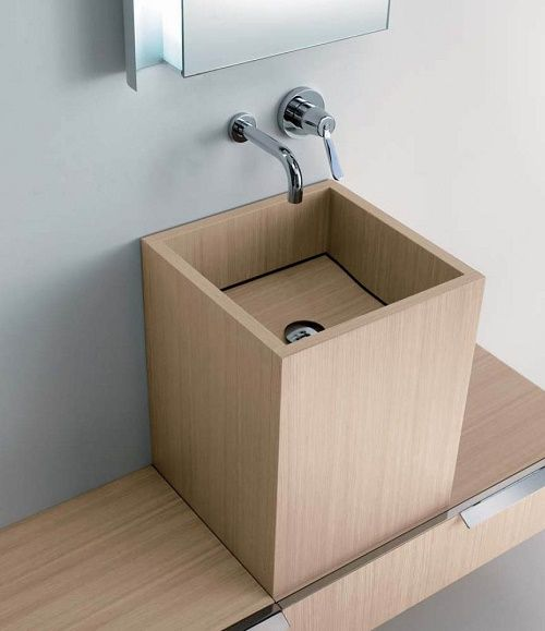 Agape-Cube-ACER0770P-Lavabo-d'appoggio