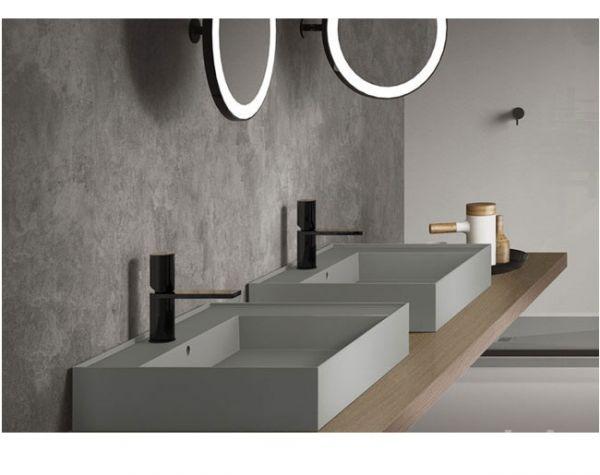 Cielo-Enjoy-EJLA70-rectangular-basin