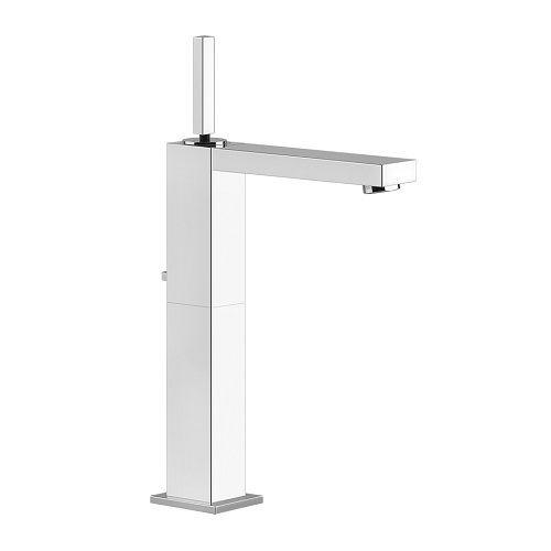 Gessi-Rettangolo-J-11925-High-Version-Basin-Joystick- Faucet