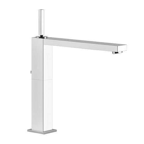 Gessi-Rettangolo-J-11927-High-Version-Basin-Joystick- Faucet