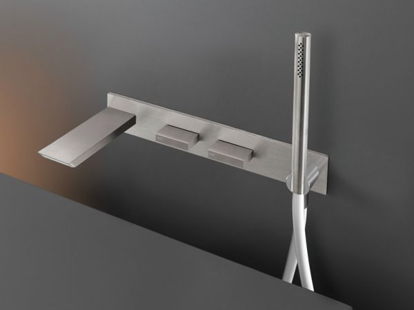Cea-Design-Bar-BAR34S-PTR05-set-of-2-hydroprogressive-mixer-set-for-bathtub-with-hand-shower-and-spout