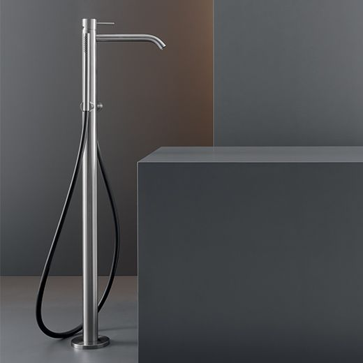 Cea-Design-Milo-360-MIL-19-Free-Standing-Bath-Faucet-With-Hand-Shower