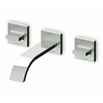 Zucchetti-Aguablu-ZA5699+R99504-3-hole-recessed-basin-faucet