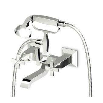 Zucchetti-Bellagio-ZB1228-Gruppo-esterno-vasca-doccia