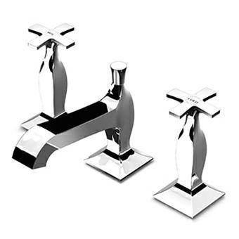 Zucchetti-Bellagio-ZB1425-3-hole-basin-faucet