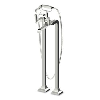 Zucchetti Bellagio ZB2247+R99657 Freestanding vasca-doccia